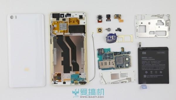 Xiaomi Mi Note Pro teardown_27