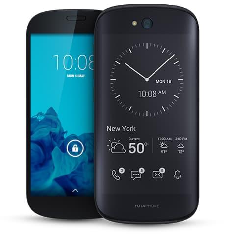 YotaPhone2 - NY