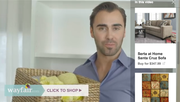 YouTube Will Soon Let You Buy Products Shown In Adverts