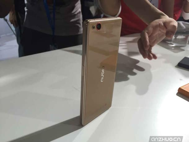 ZTE Nubia Z9 hands on from China 13