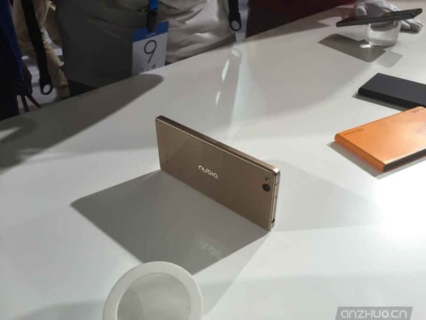 ZTE Nubia Z9 hands on from China 19