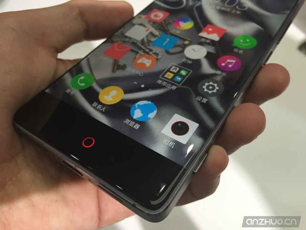 ZTE Nubia Z9 hands on from China 22