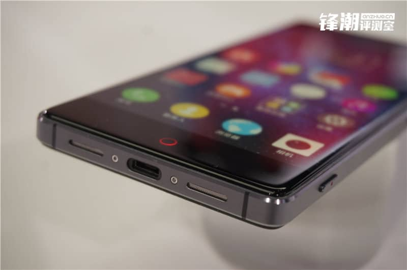 ZTE Nubia Z9 hands on from China 5