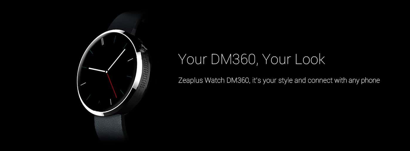 Zeaplus dm360 1KK