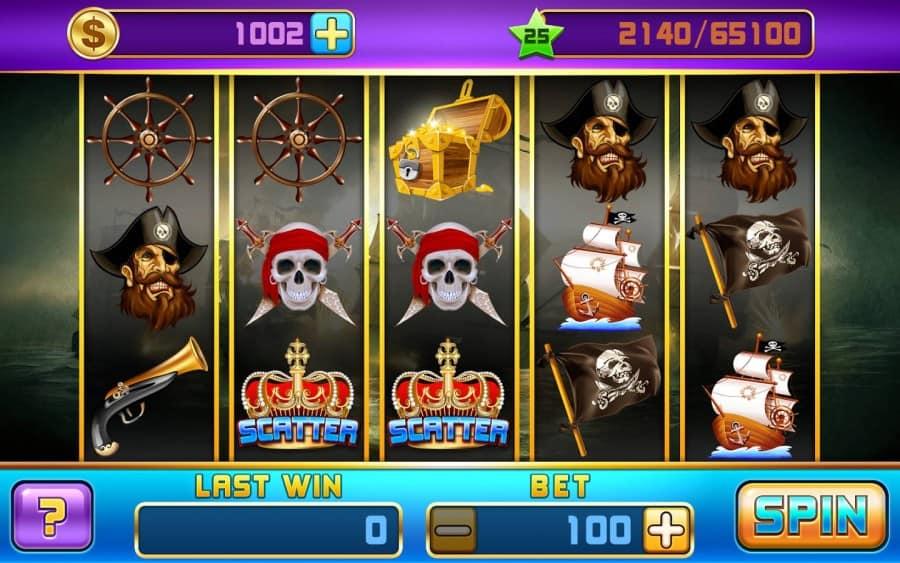 bonus pirate