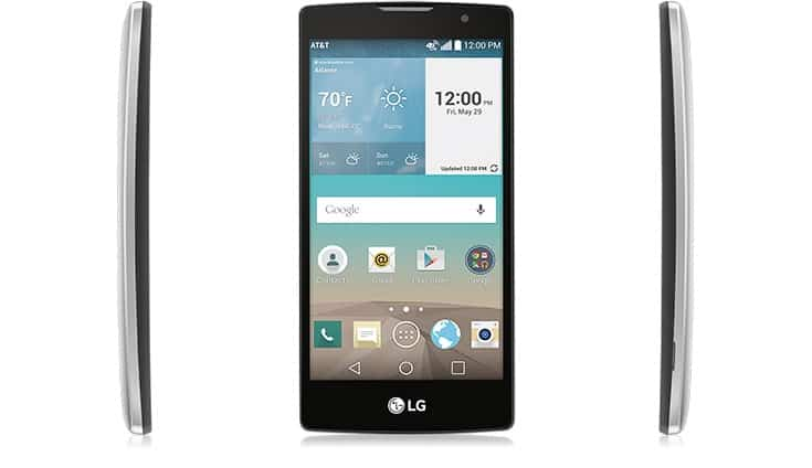 LG Escape 2 AT&T