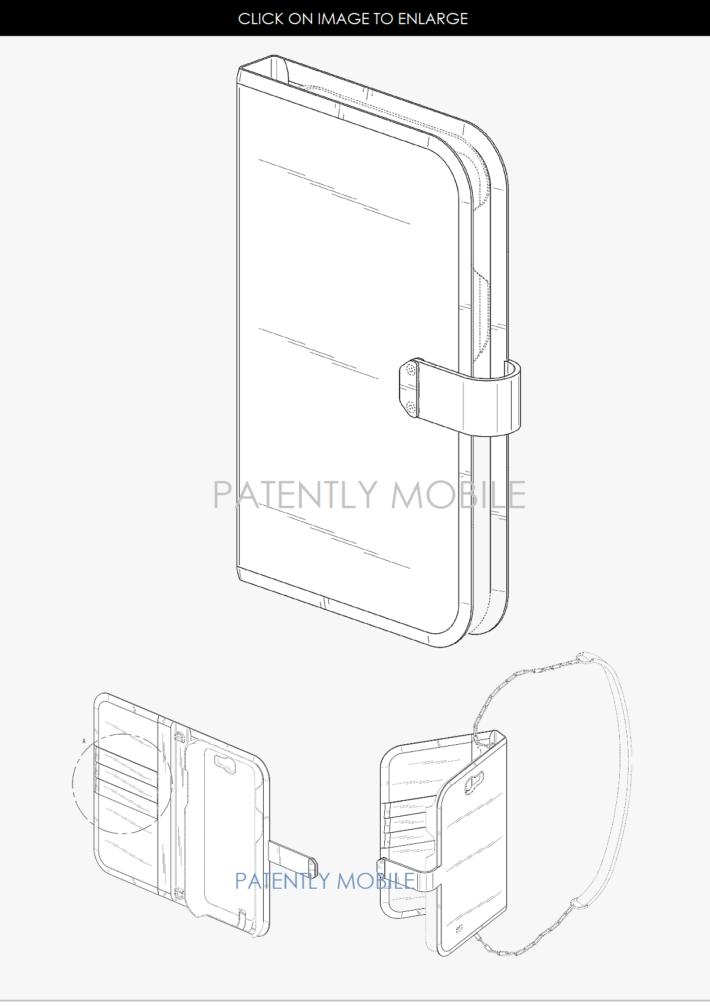 patent samsung case