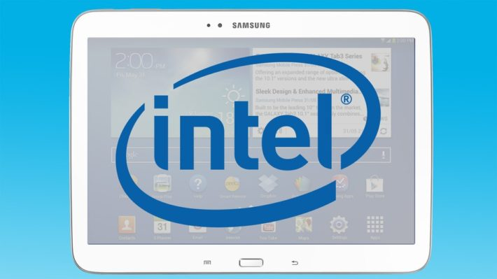 "Samsung's New LTE Tab ""CHOPIN"" With Intel's Atom + 4 GB RAM"