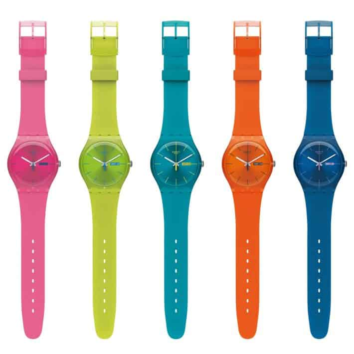 Swatch Multi-Platform Smartwatch to Launch in August