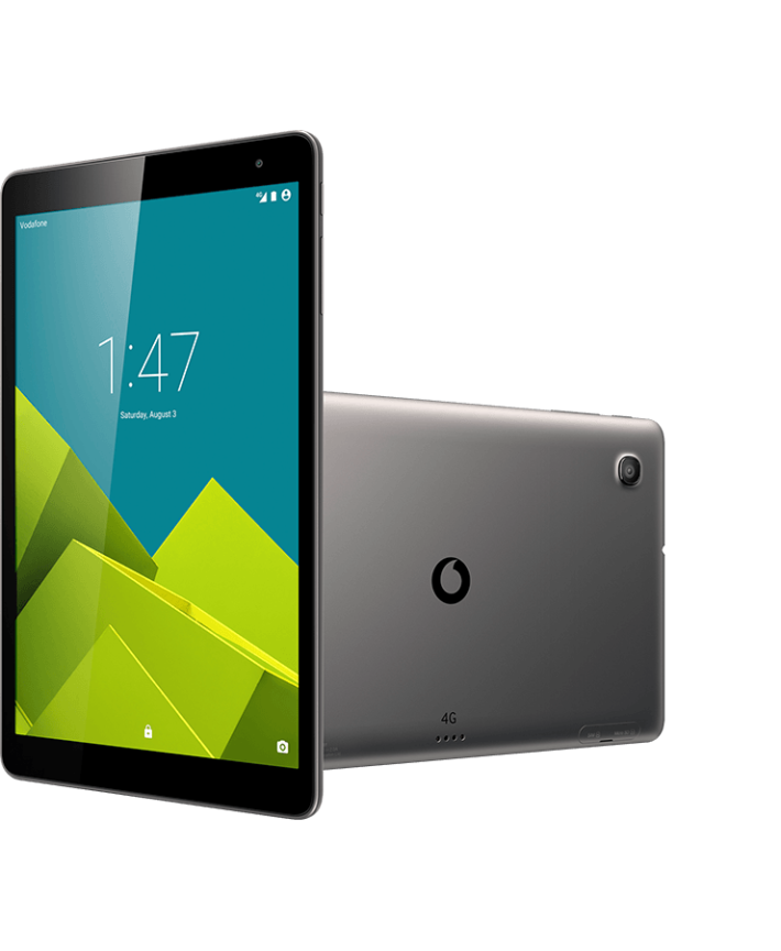 Vodafone UK Announce Tab Prime 6 Full Size Android LTE Tablet For £150