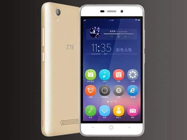 ZTE Q519T budget smartphone