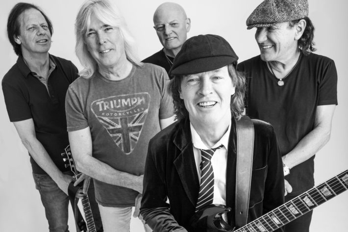 AC/DC Now Available To Stream On Subscription Services
