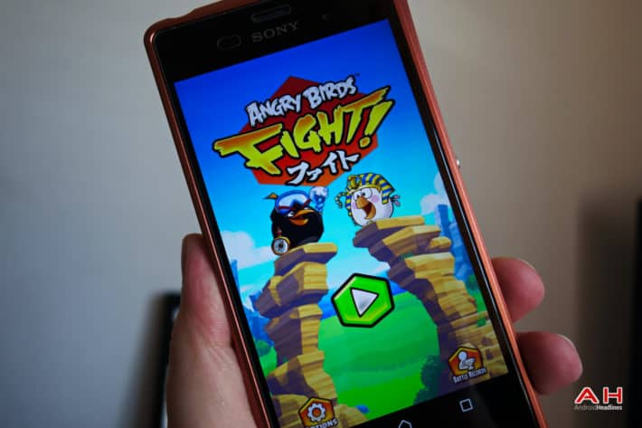 Android Game of The Week: Angry Birds Fight!
