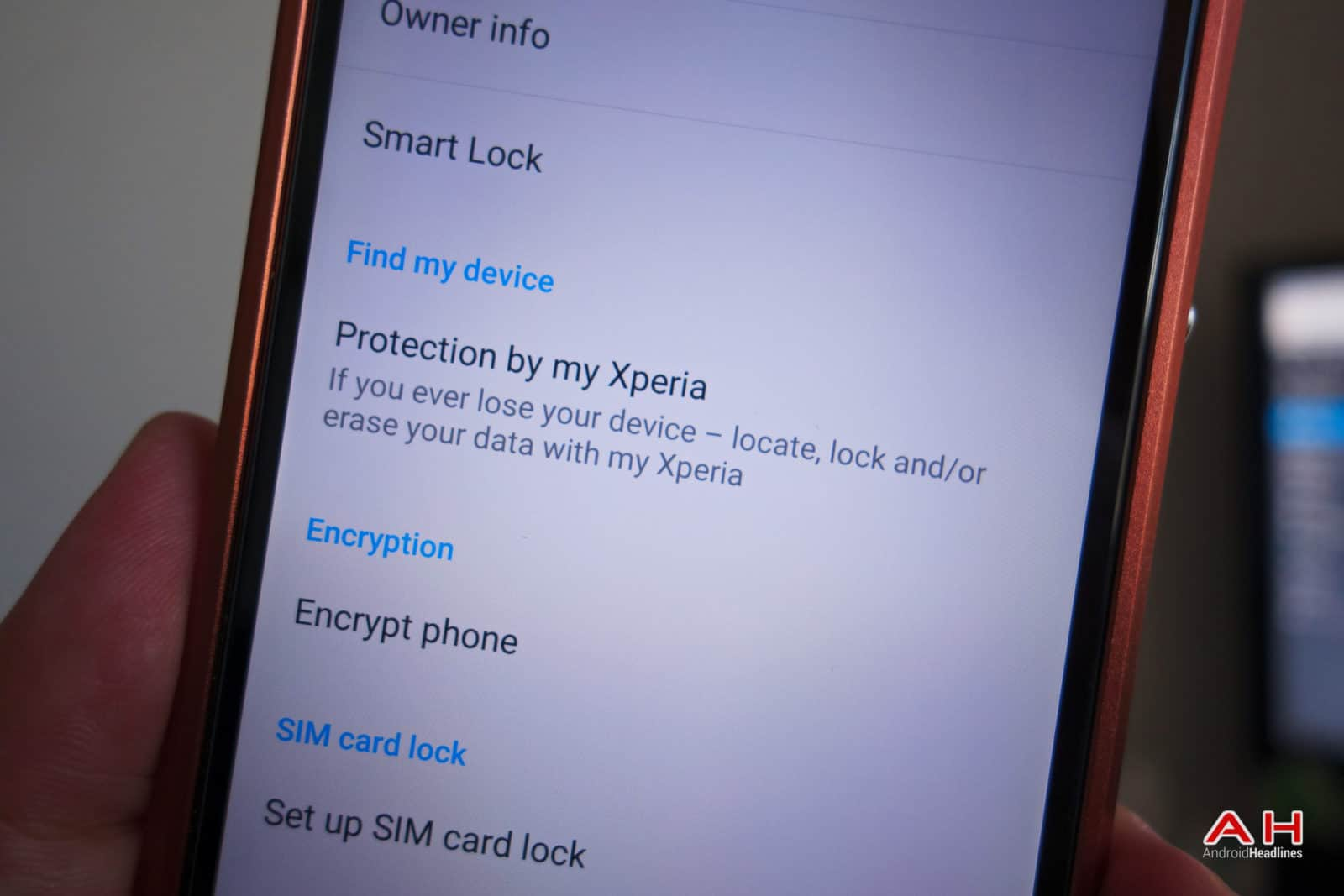 AH Protection by My Xperia-2