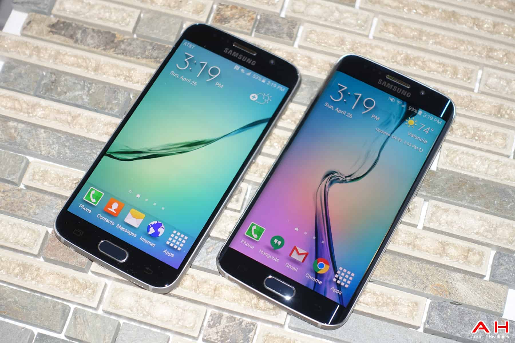 Galaxy S6 & S6 Edge Are Now Receiving Nougat Update In India ...