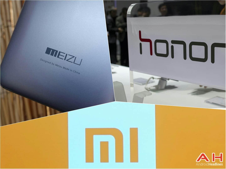 AH Xiaomi Meizu Huawei logo