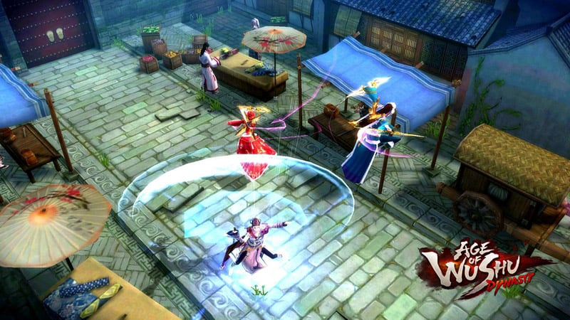 Age Of Wushu Dynasty-Snail Games