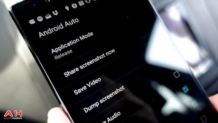 Android How to: Take Screenshots on Android Auto