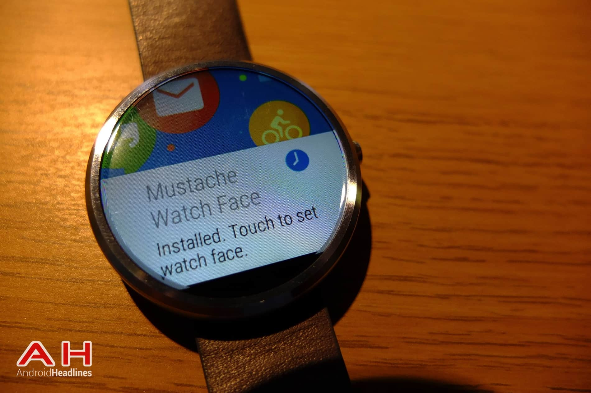 Android Wear 511 AH