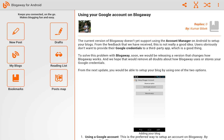 Blogaway