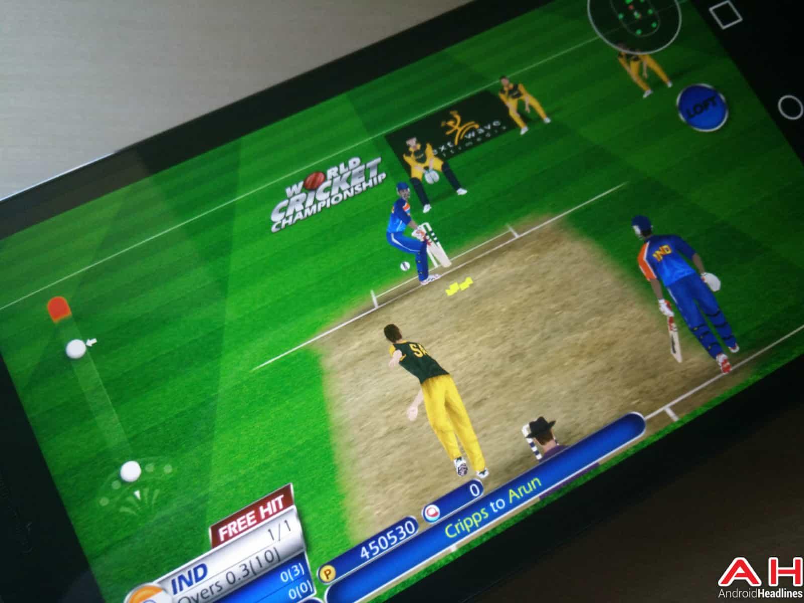 Cricket AH