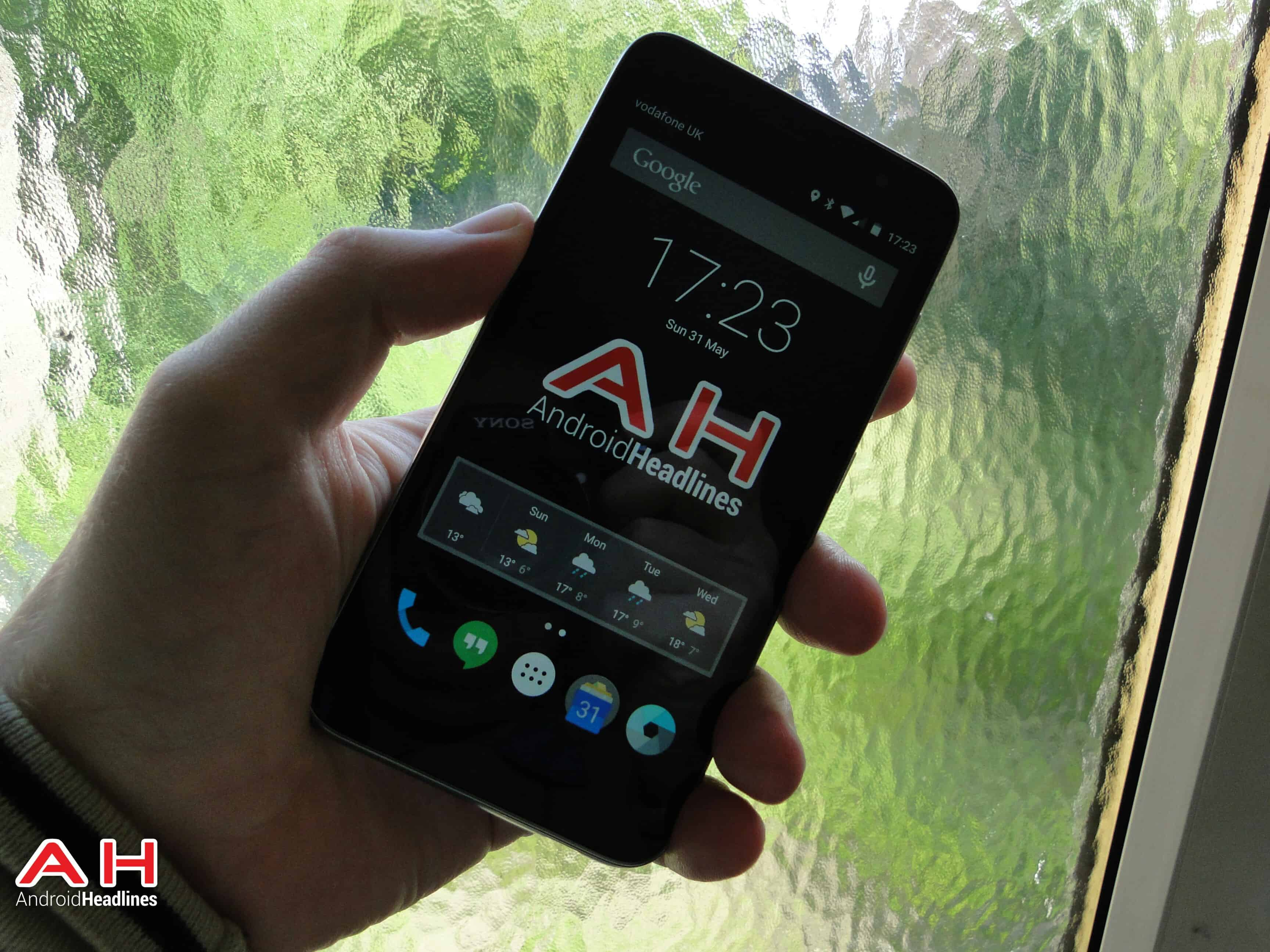 Vodafone Smart prime 6 1