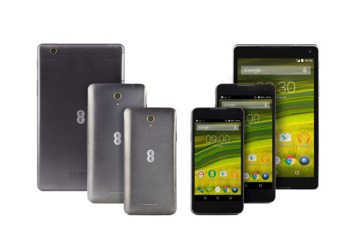 EE Adds Harrier Tab to Own-Brand Line of Android Devices
