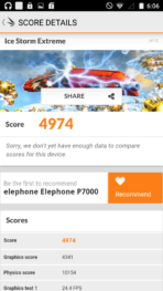 Elephone P7000 Review AH bench 12