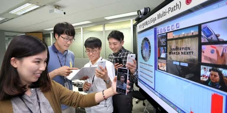 LG U+ to break all internet speed limits