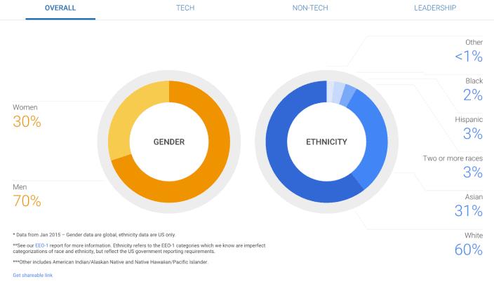 Google Diversity KK