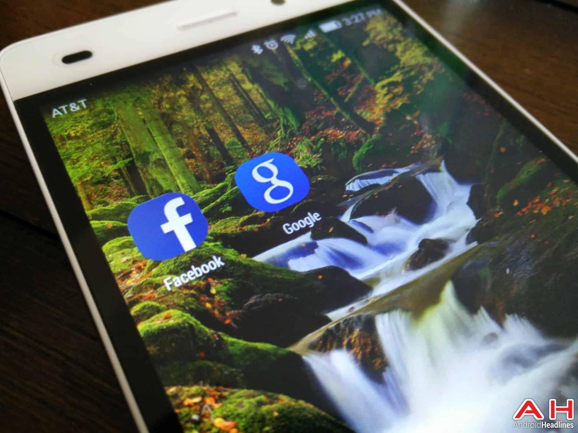 Google Facebook AH
