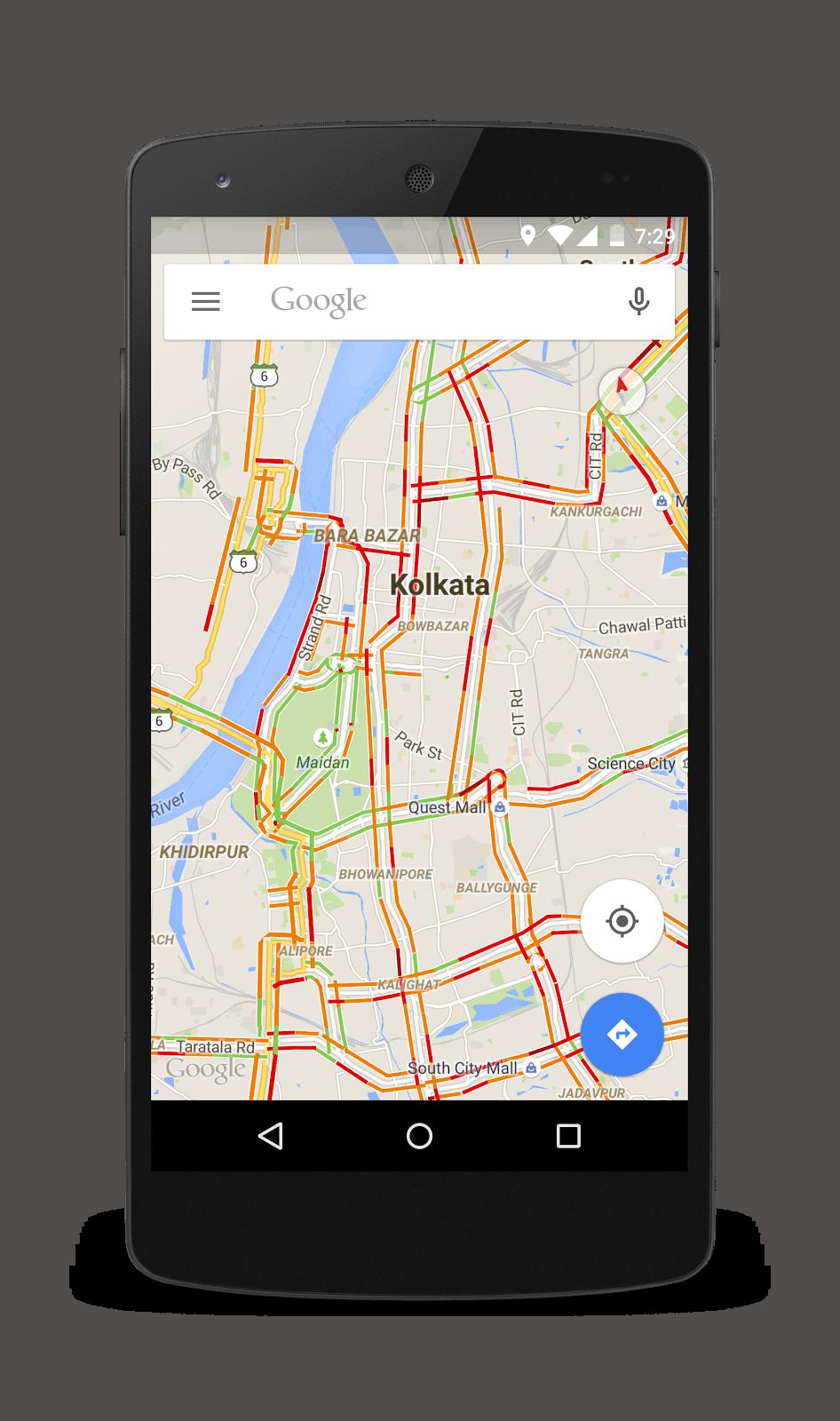 Google Maps India KK