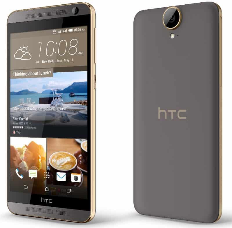 HTC One E9+_2