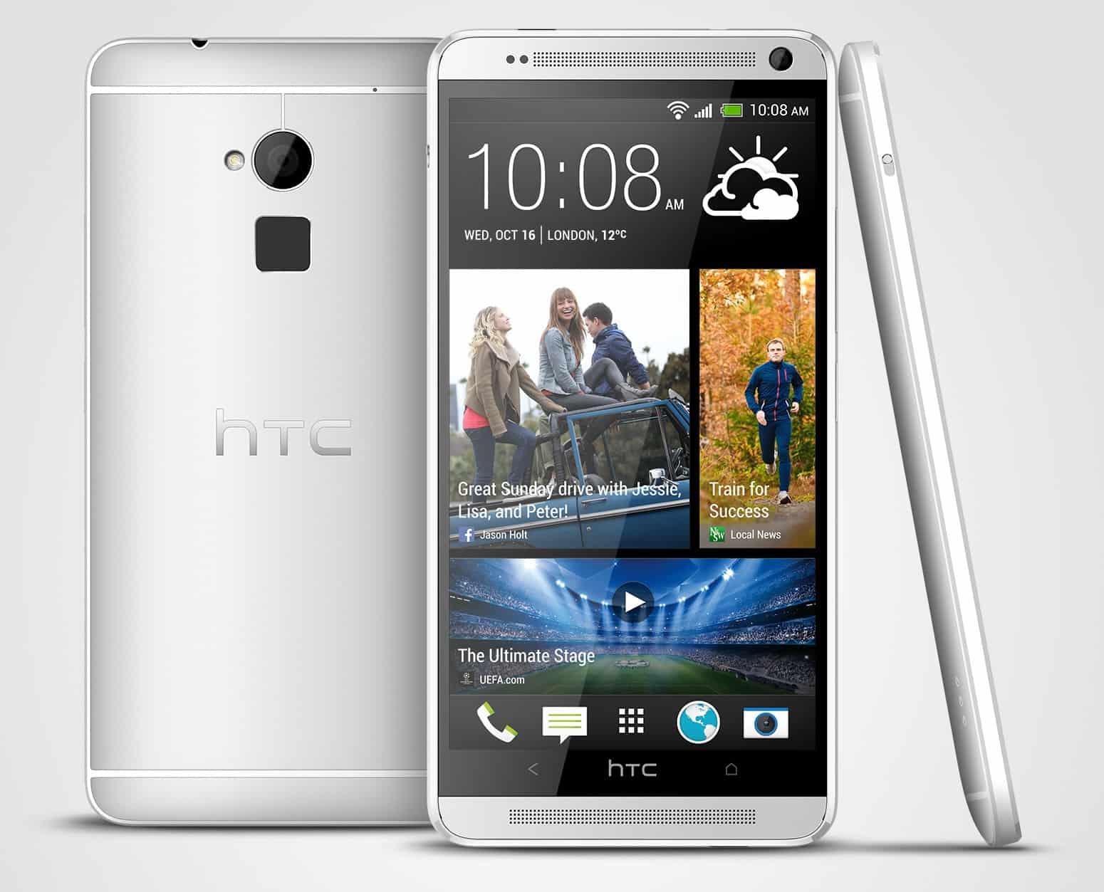 HTC One Max full
