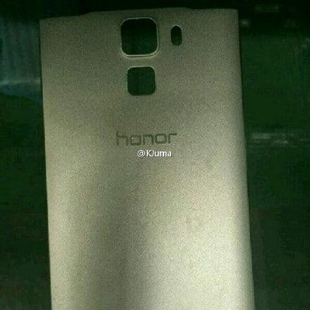 Huawei Honor 7 leak 2