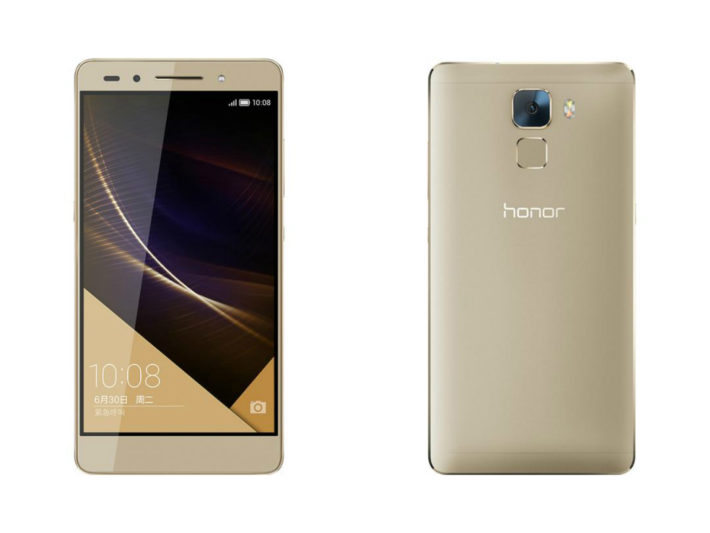 Huawei Unveils Honor 7, Three Variants Announced