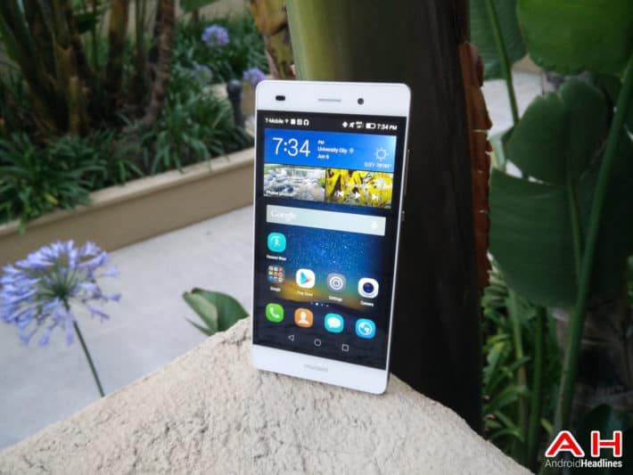Featured Review: Huawei P8 Lite