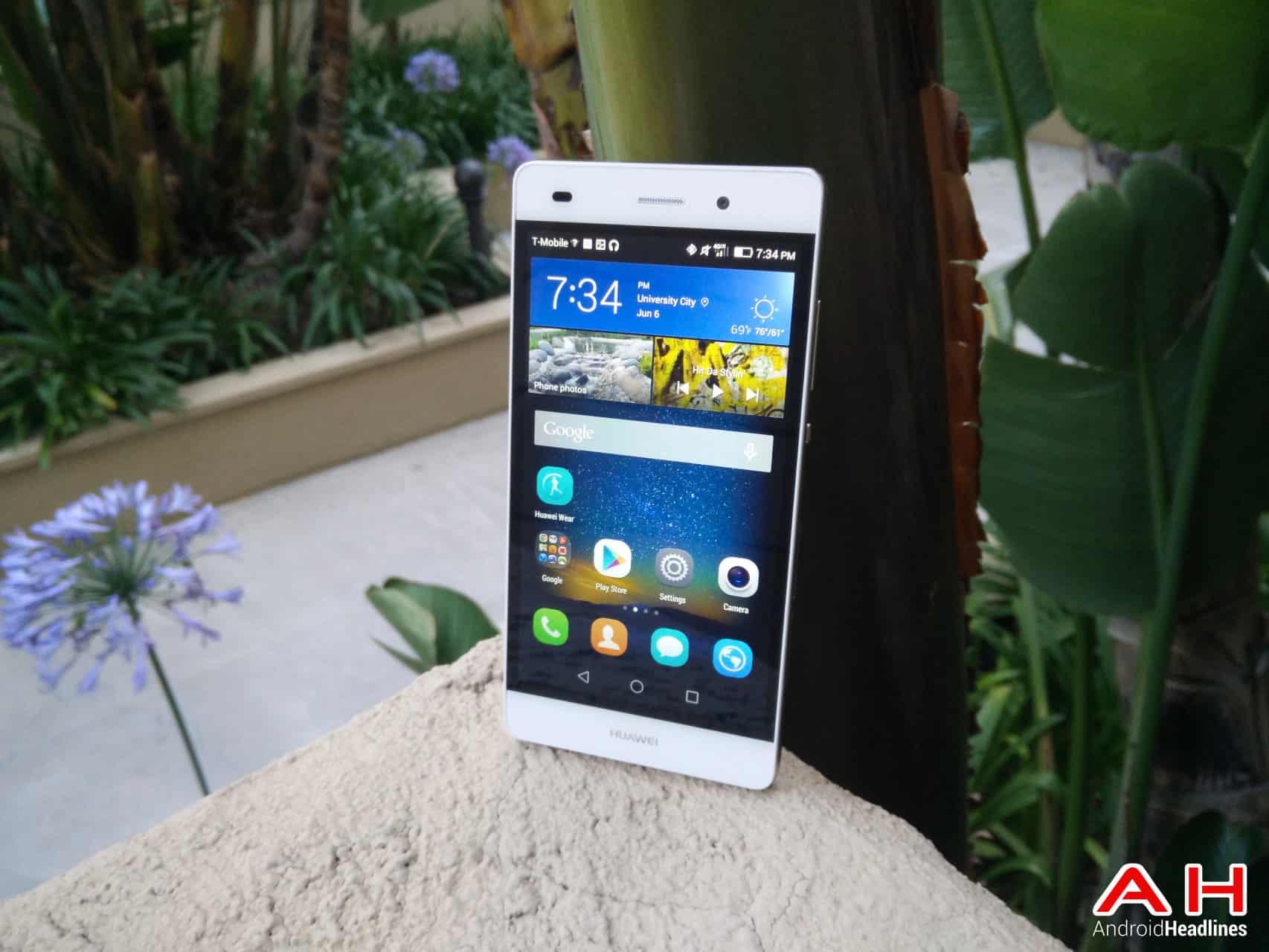Huawei P8 Lite AH 01-2