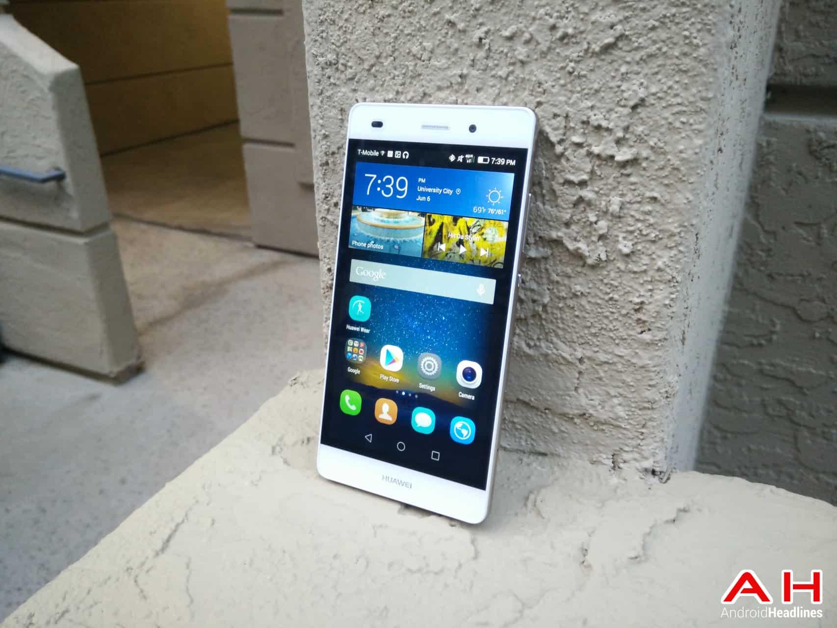Huawei P8 Lite AH 01-27