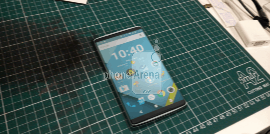 Images allegedly showing the new OnePlus 2