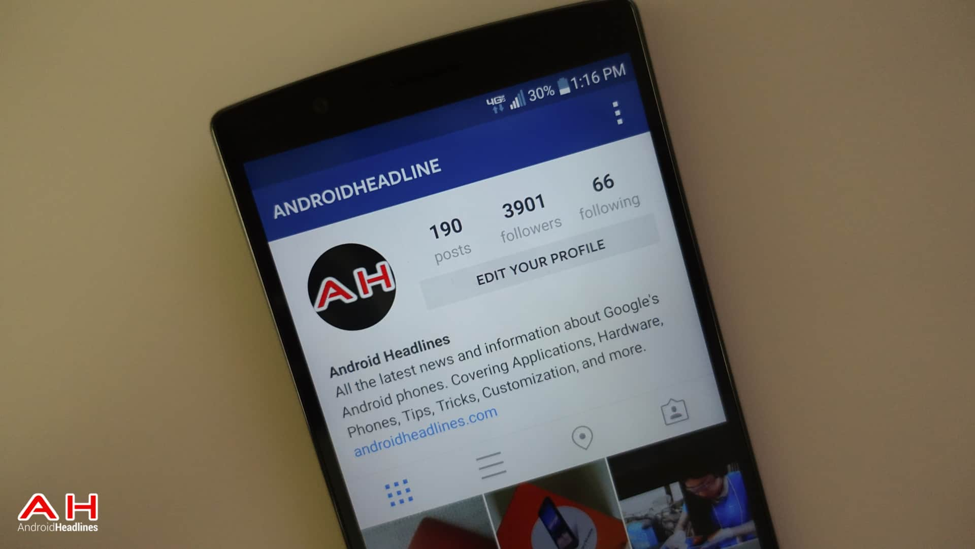 Instagram AH 1
