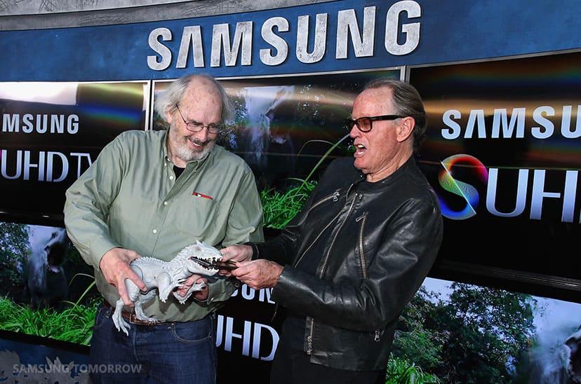 Jurassic Samsung