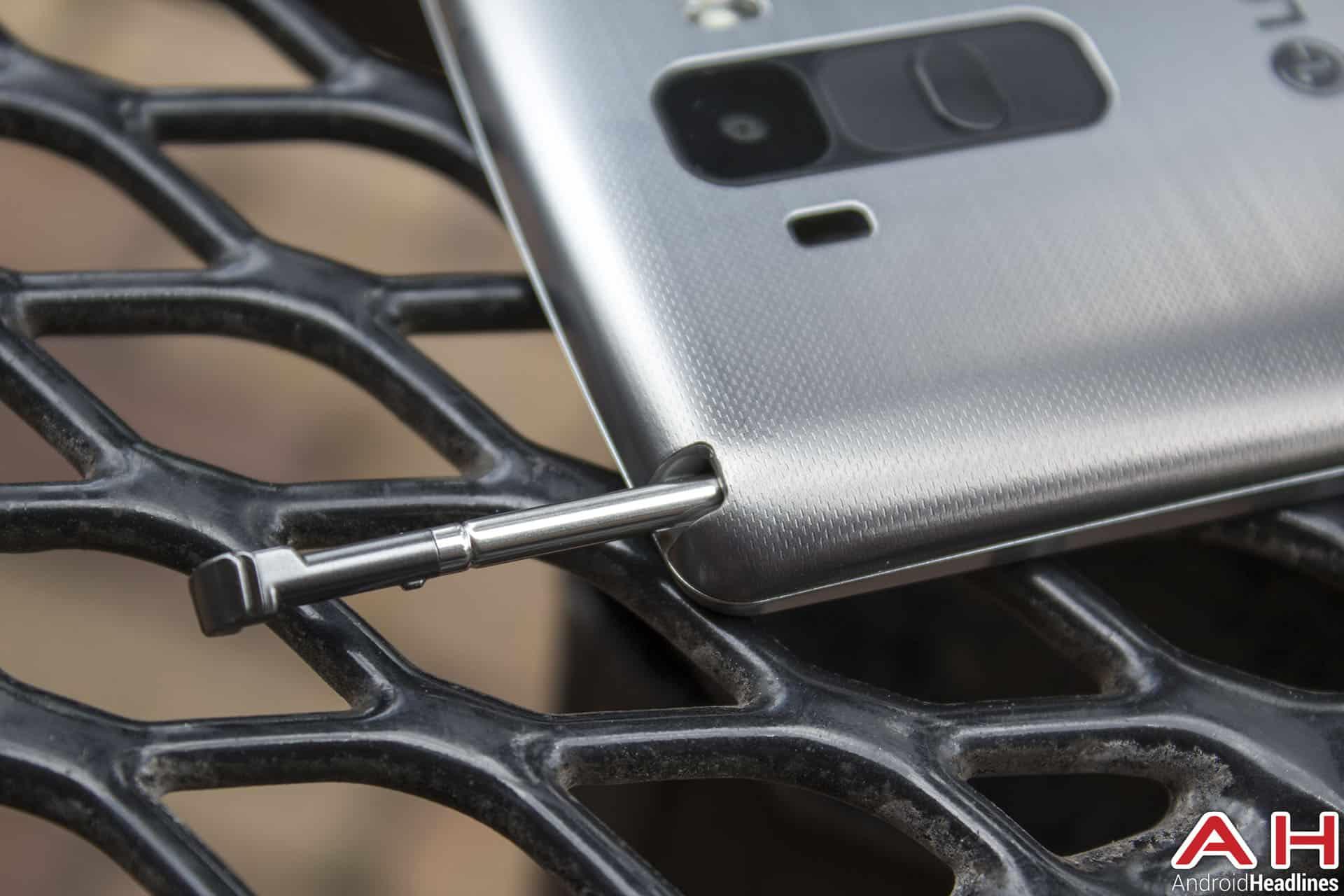 LG G Stylo Review AH stylus 1