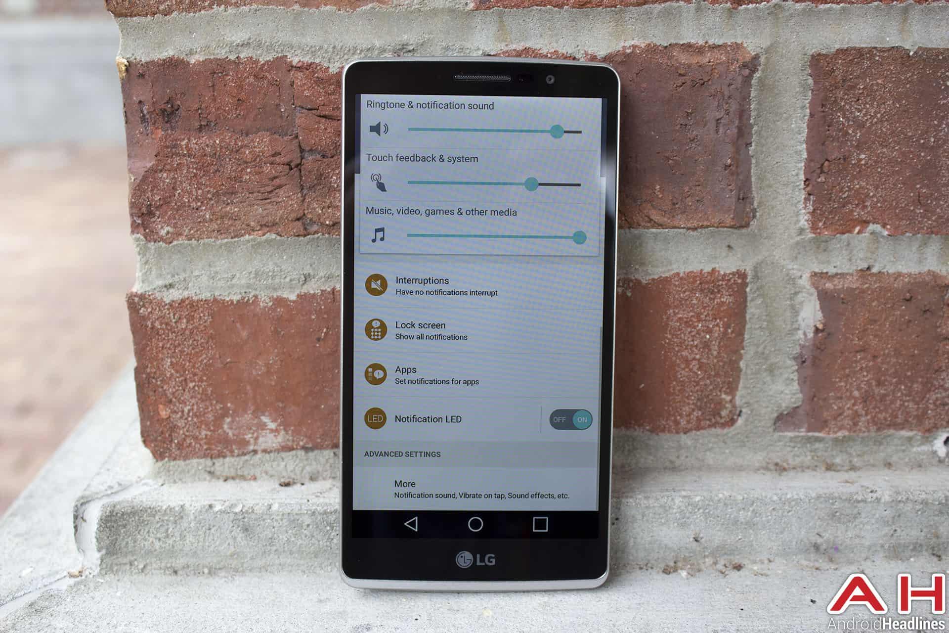 LG G Stylo Review AH ui 1