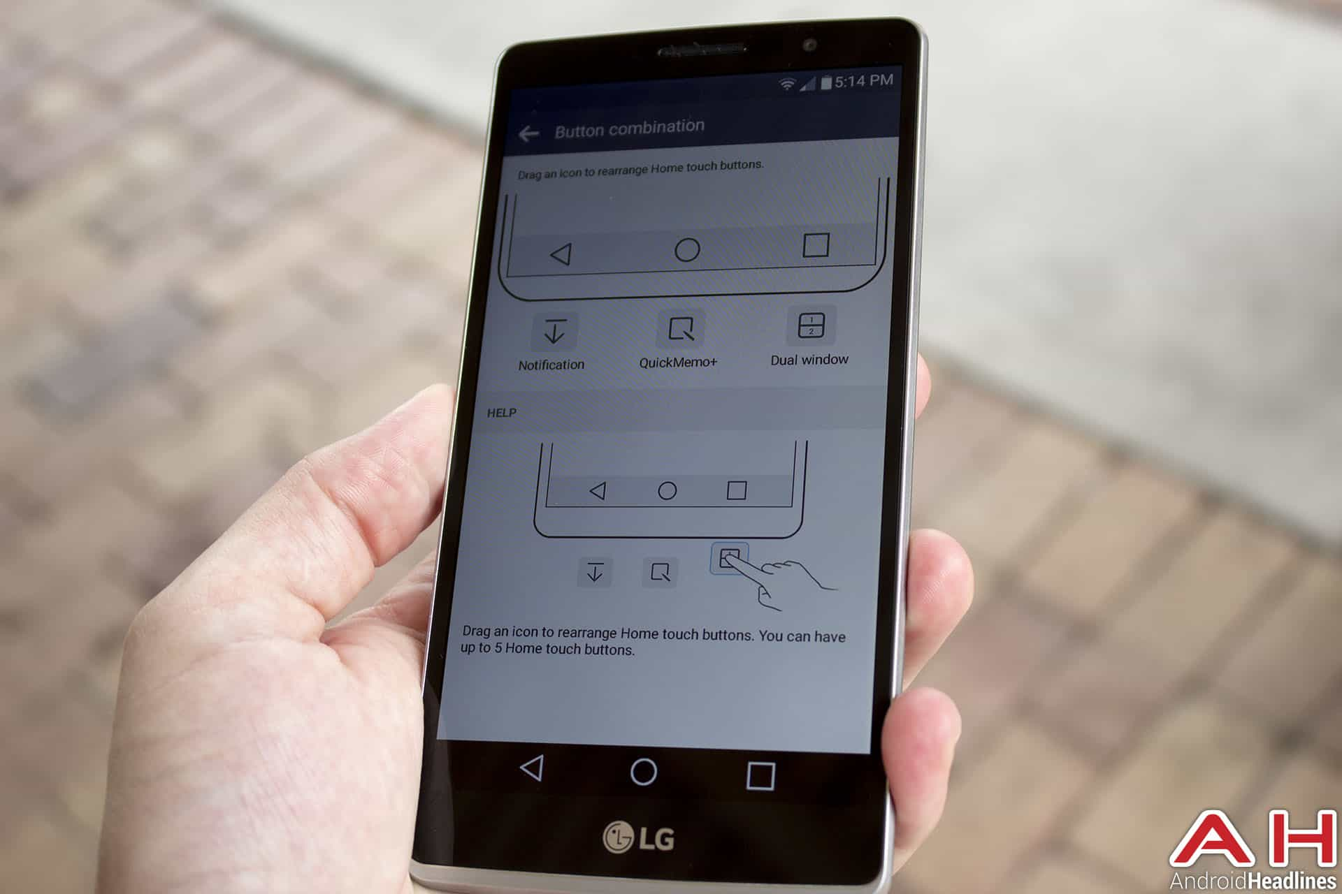 Featured review lg g stylo on boost mobile androidheadlines lg provides the ability to customize the navigation buttons and toggle between black or white ones full lockscreen notification support is here and behaves buycottarizona
