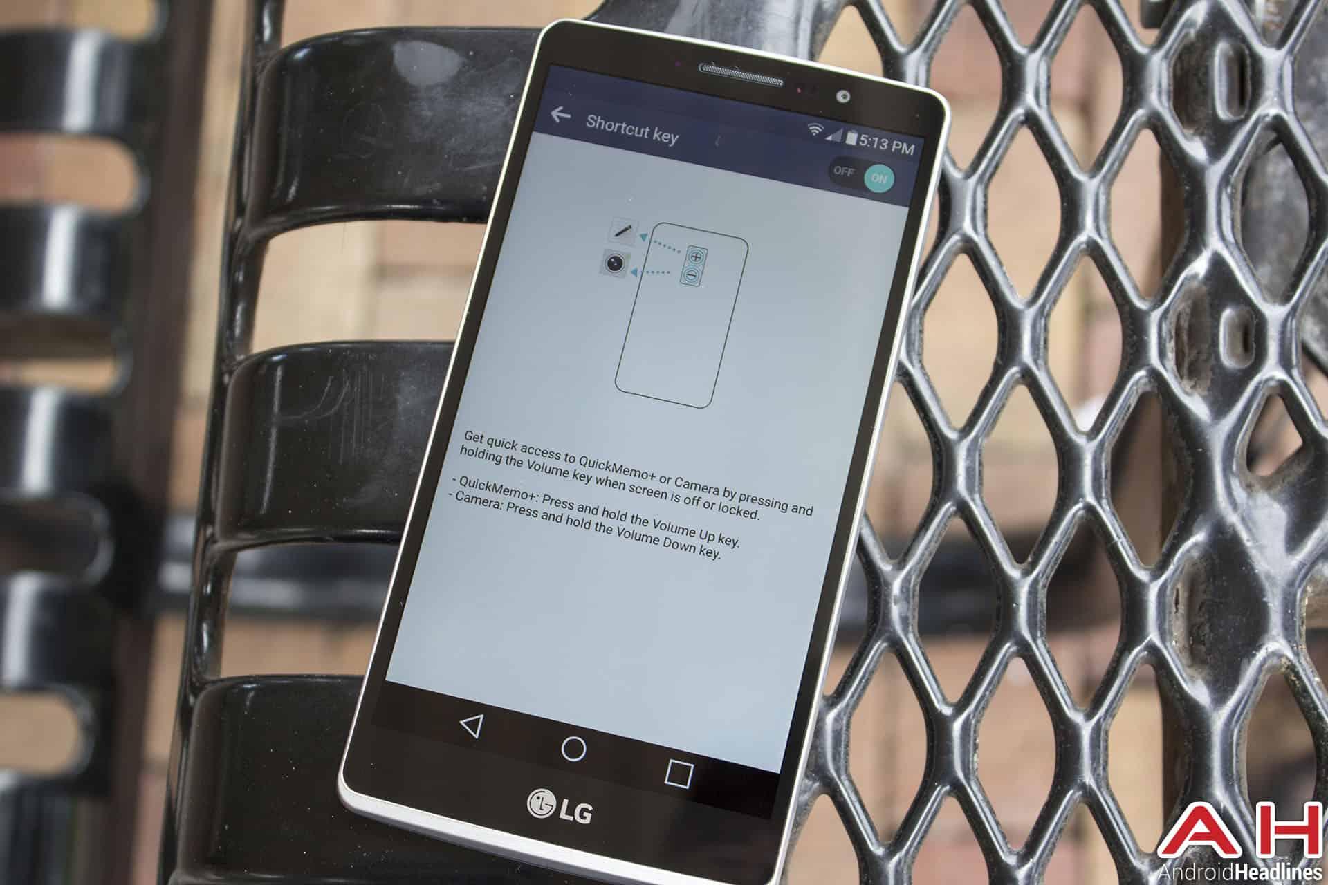 LG G Stylo Review AH ui 5