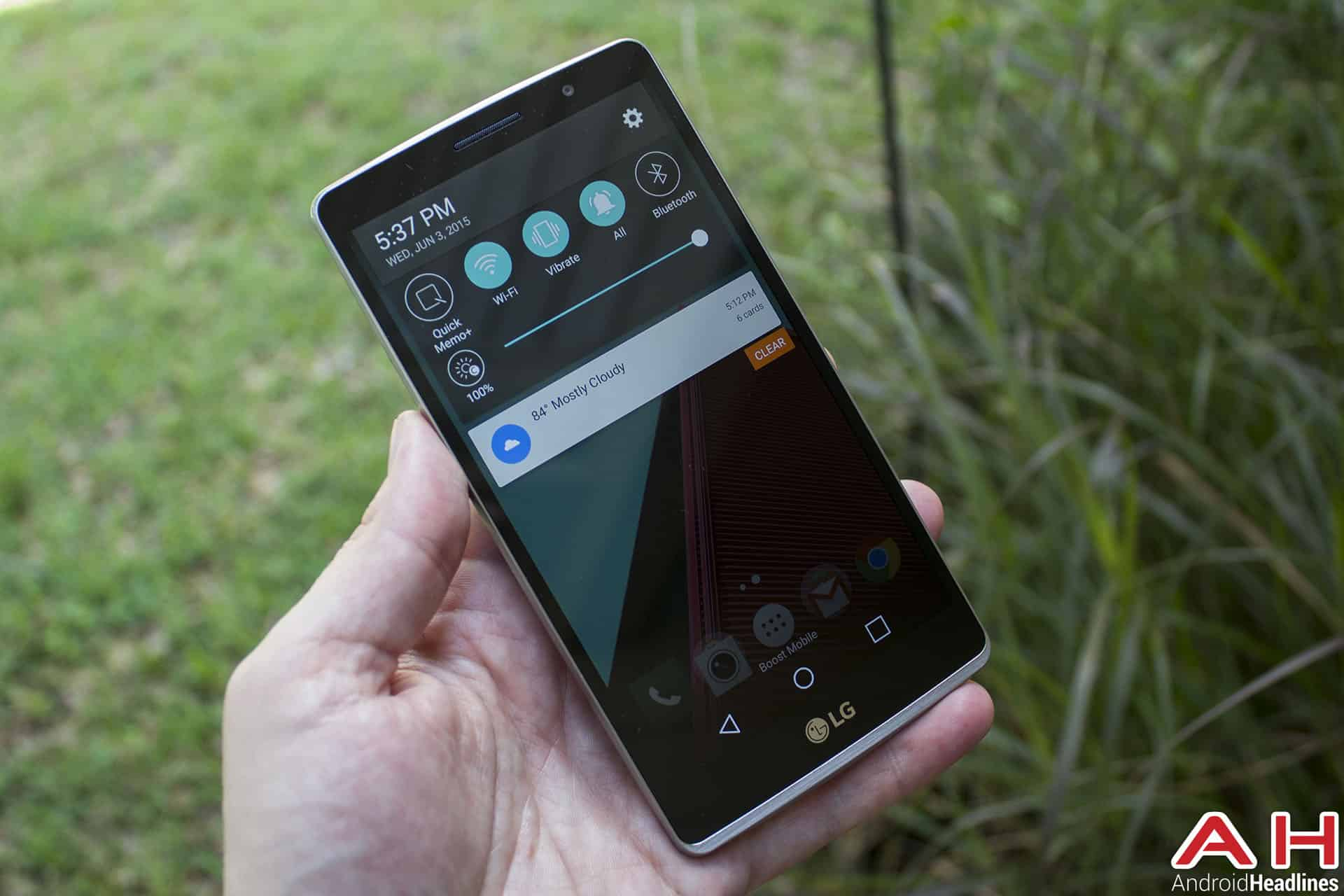 LG G Stylo Review AH ui 7