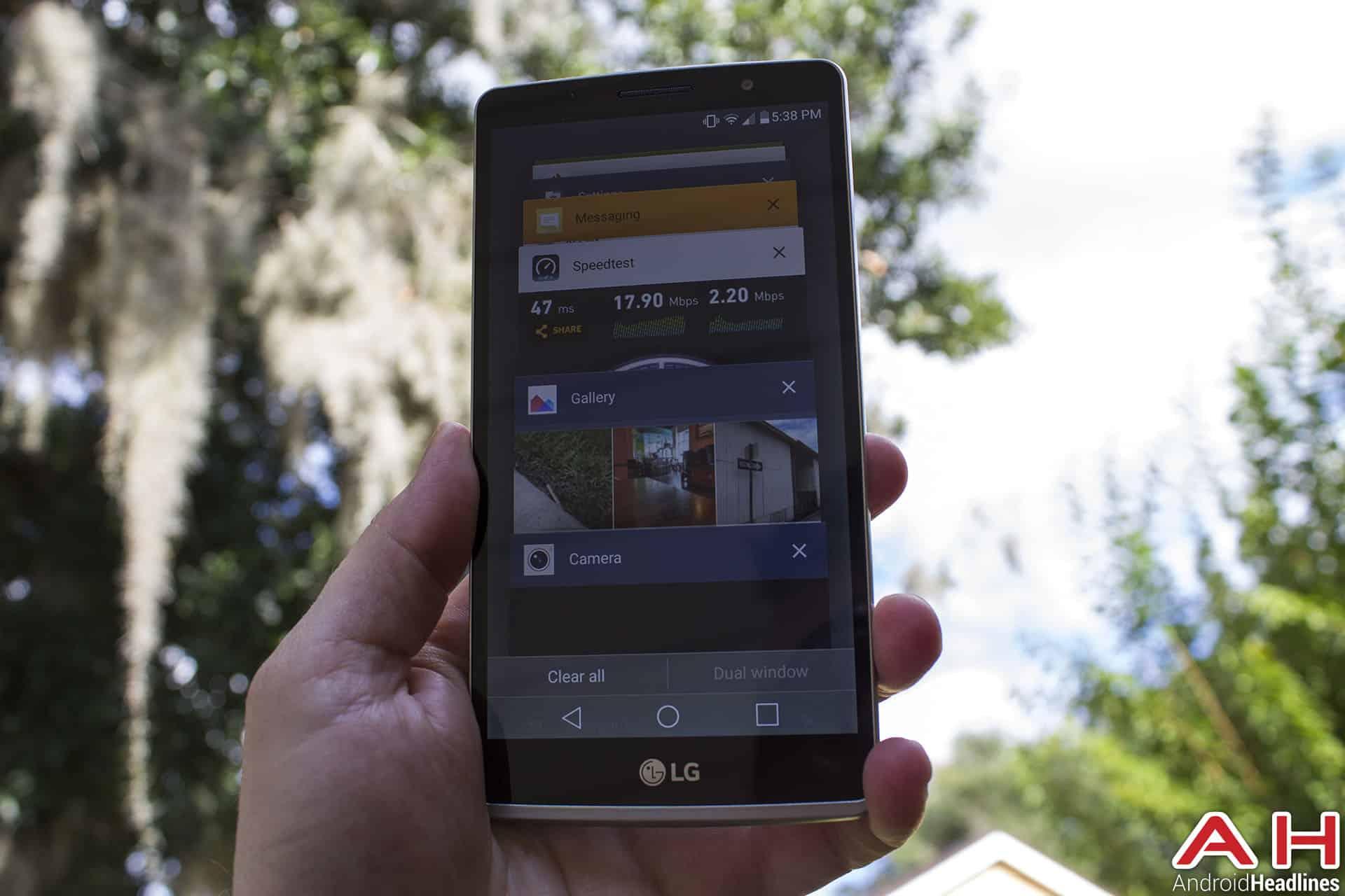 LG G Stylo Review AH ui 8