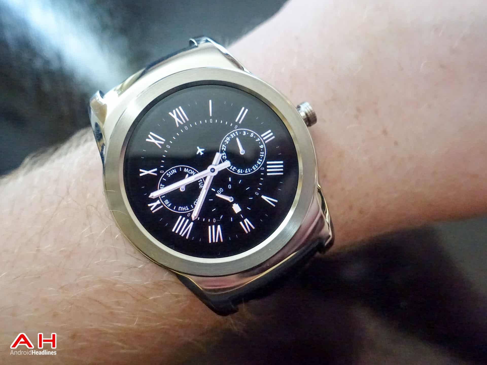 LG Watch Urbane Review AH 13