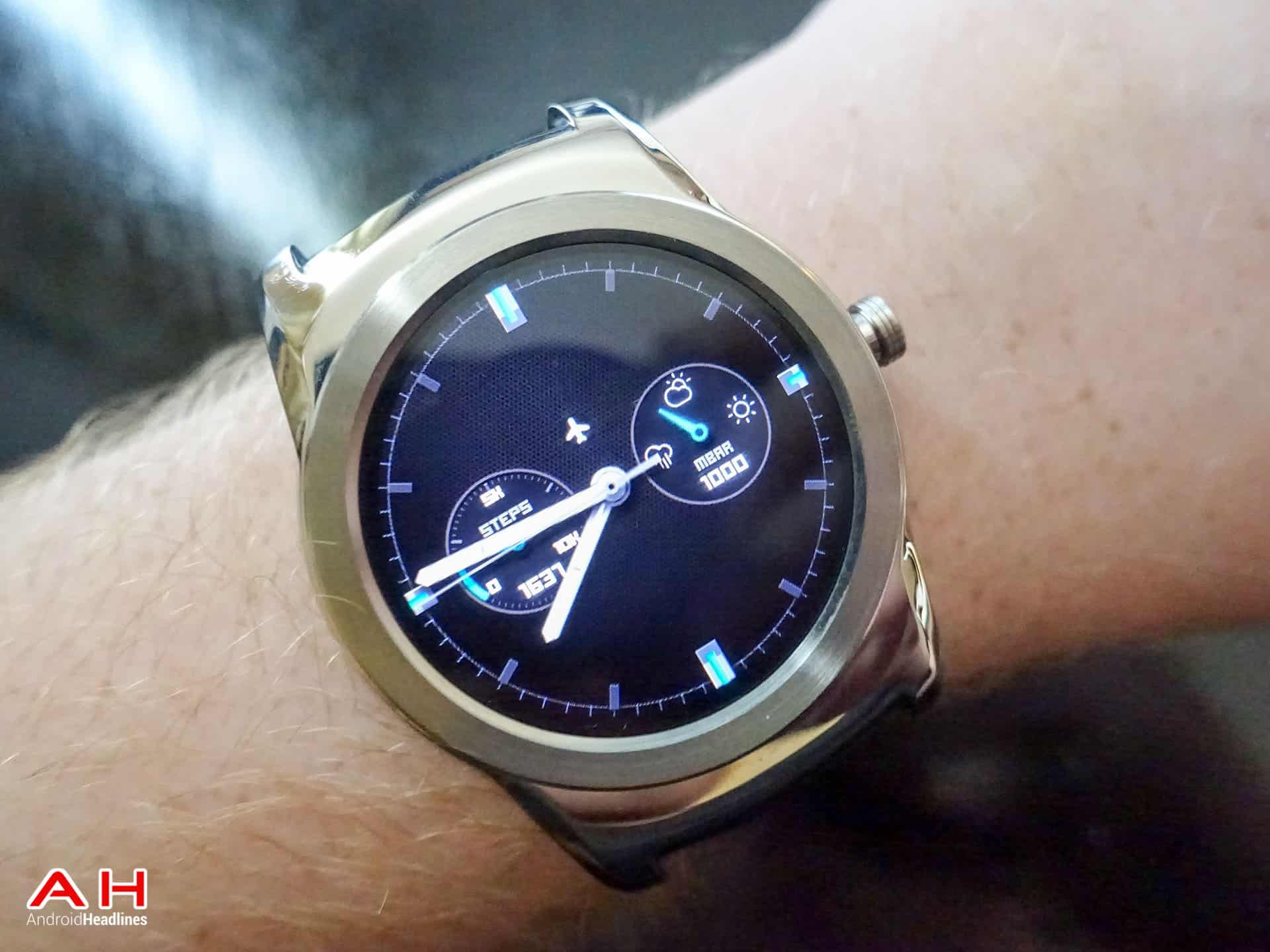 LG Watch Urbane Review AH 19